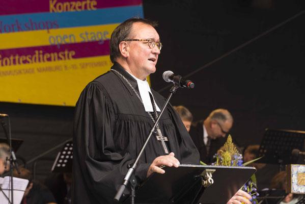 Bischof Prof. Dr. Martin Hein, Predigt
