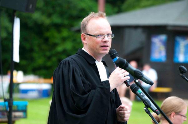 Pfarrer Matthias Weidenhagen