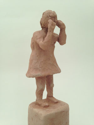 Urselchen (Ton, 36 cm, 2016)