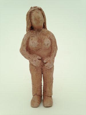 Fabienne (Ton, 12.5 cm, 2016)