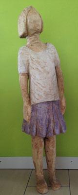 Kind II (Erle, 120 cm, 2011)