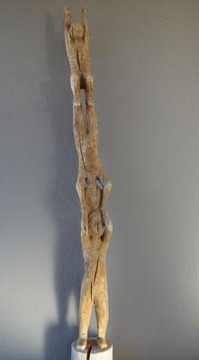 Kinderturm (Eiche, 240 cm, 2014)