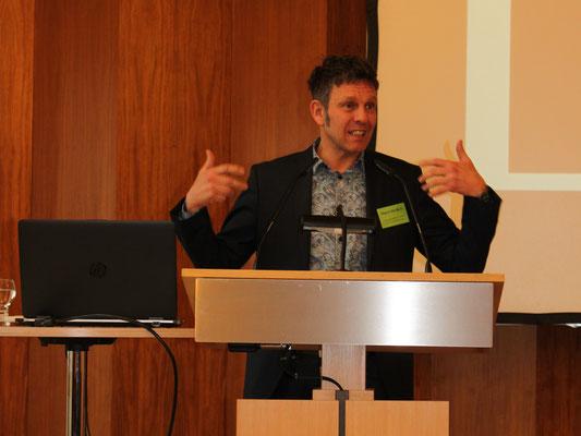 Miguel Diaz, Soziologe M.A.
