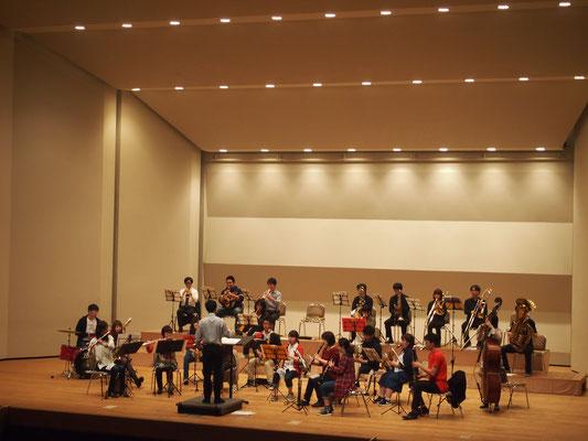ハーバーライツ・コンソート大ホール練3