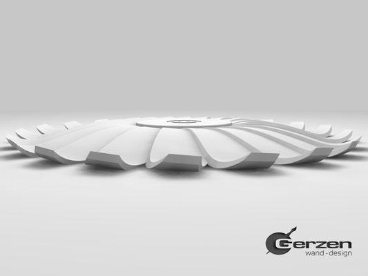 3D Raummodul - Deckendesign GERZEN - Lacus Ora