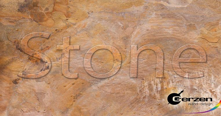 Patina-Effekt für die Wände von GERZEN wand-design