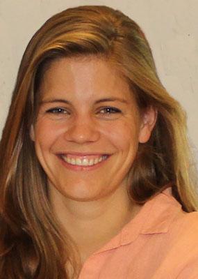 Carolin Vogt: Leiterin, Laufen, Lebenskunst-Coaching