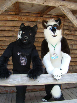 BerkWolf und Tareg