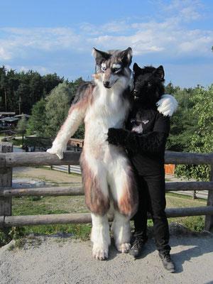Zyx und BerkWolf