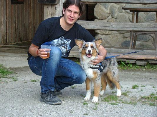 BerkWolf und Stella