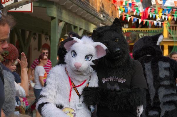 Luna und BerkWolf