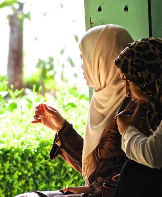 Marocco - commercianti di argan - Foto di Alessandro Giacoletto