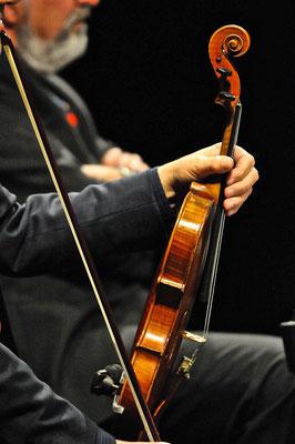 Il mio Amico Violinista Carlo Bettarini - Foto di Alessandro Giacoletto