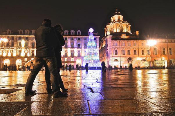 Torino - luci d'artista - Foto di Alessandro Giacoletto