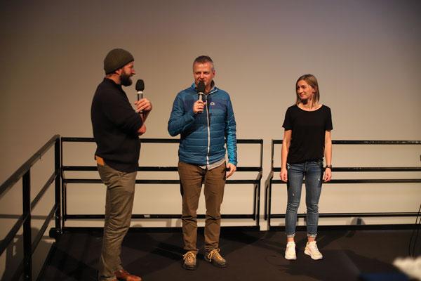 Elisa Thaller und Gottfried Härtel stellen sich vor. Wer mehr über Elisa wissen möchte, kann sich im www unter Herz+Horizont informieren..