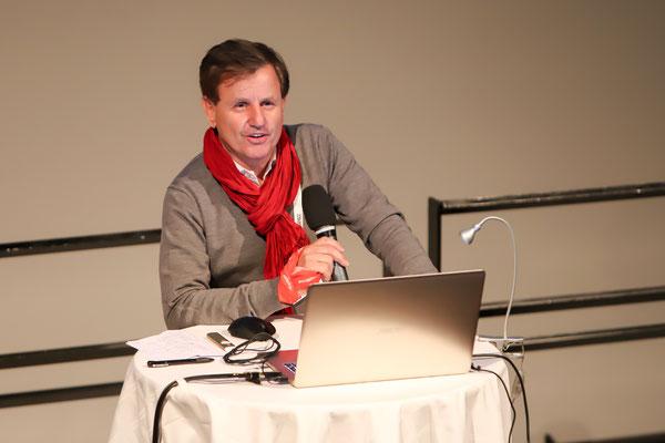 Paul Sodamin erzählte über sein Heliskiingerlebnis in Canada letzten Winter.