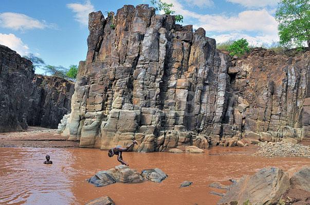 Tukwel Gorge