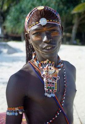 Giovane Masai