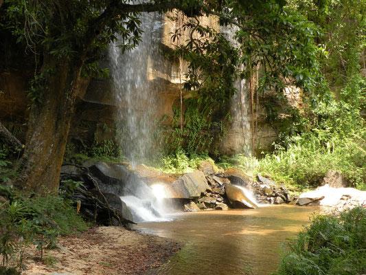 Cascate Sheldrick - Shimba Hills
