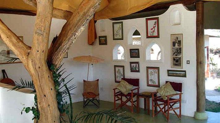 Museo dedicato a Joy Adamson nel Shaba Joy's Camp