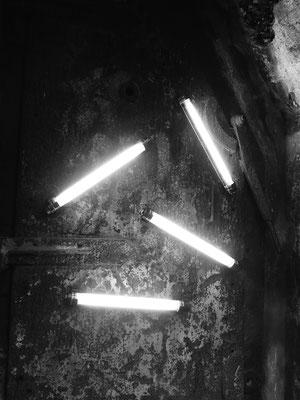 Sehr helle LED Beleuchtung mit Akku