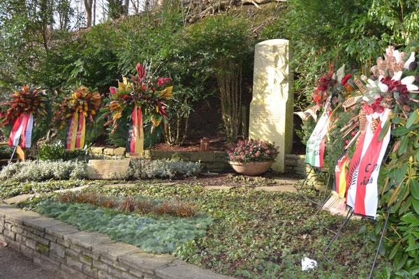 Grabstätte der Familie Adenauer