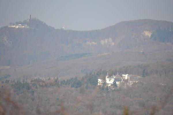 Drachenfels, Wolkenburg und Hohenhonnef (Wohneinrichtung für behinderte Menschen)