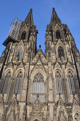 Kölner Dom, Hauptportal