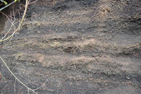 Ascheformation Nordgrube