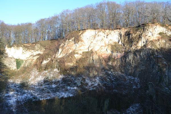 Steinbruch am Weilberg