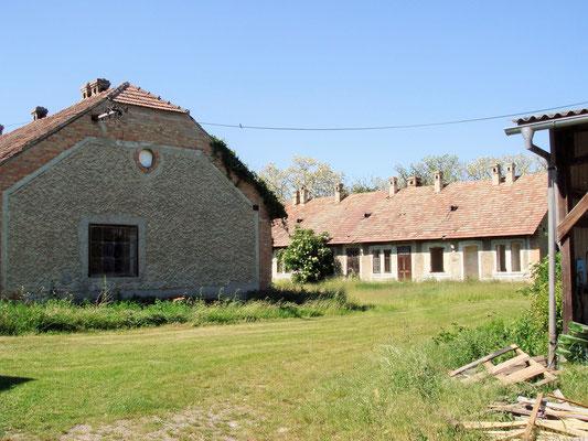 Frühere Landarbeiterwohnungen am Seehof