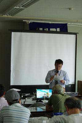 無人航空機における電波利用について UAV促進協議会山口 運営委員 大山 直也 様