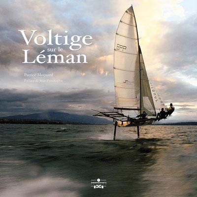 """La couverture originale avec le titre pour la Suisse : il était important que le Léman soit mentionné, que le lecteur suisse sache que le livre parle de """"chez lui""""."""