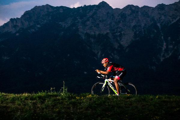 Swissultra: Ultratriathlon-Wettkampf