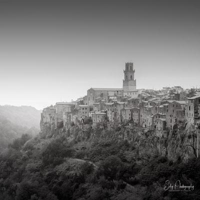 Italien / Toskana / Pitigliano, Langzeitbelichtung, 2019, ©Silly Photography