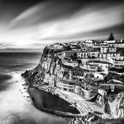 Portugal / Azenhas do Mar, Sintra, Langzeitbelichtung, 2016, © Silly Photography