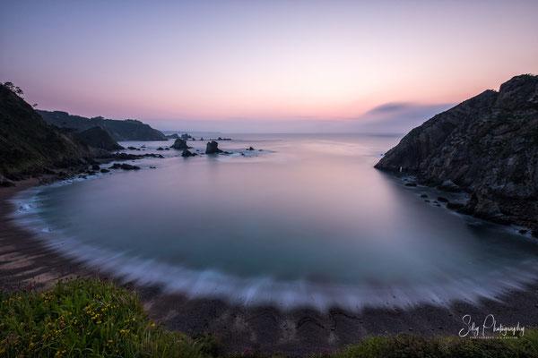 Nordspanien / Asturien / Playa del Silencio, Langzeitbelichtung, 2018, © Silly Photography