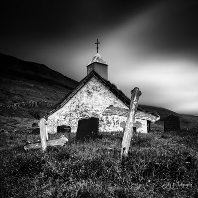 Färöer / Faroe Island, Saksun, Langzeitbelichtung, 2017, © Silly Photography