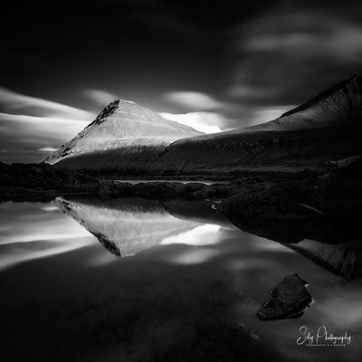 Färöer / Faroe Island, Gjøgv, Langzeitbelichtung, 2017, © Silly Photography