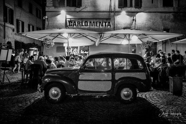Rom, Trastevere,  Street, 2014, © Silly Photography