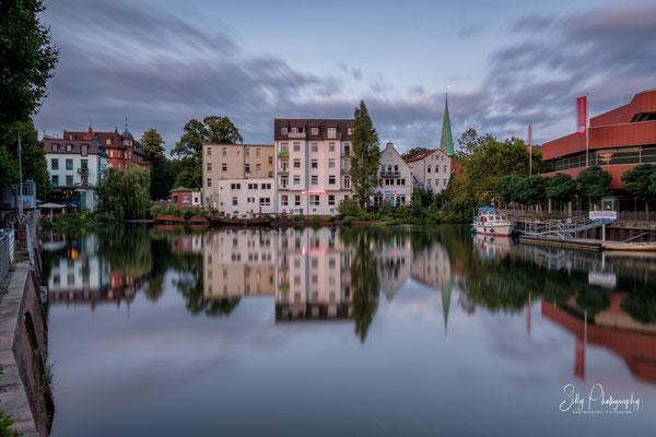 Hamburg / Bergedorf, ,Langzeitbelichtung, 2019, © Silly Photography