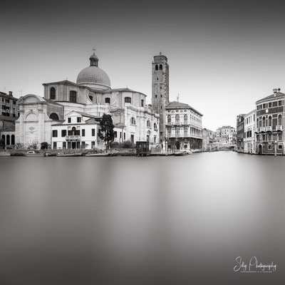 Venedig / Venezia, Chiesa di San Geremia, Italien, Langzeitbelichtung, 2017, © Silly Photography