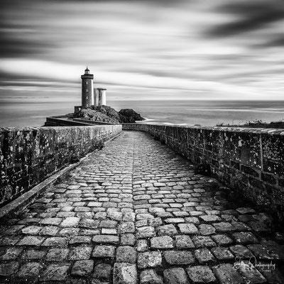 Frankreich / Bretagne / Leuchtturm Le Petit Minou, Langzeitbelichtung, 2016, © Silly Photography