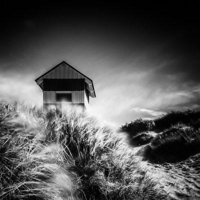 Dänemark / Nordjütland / Vorupør, Langzeitbelichtung, 2015, © Silly Photography