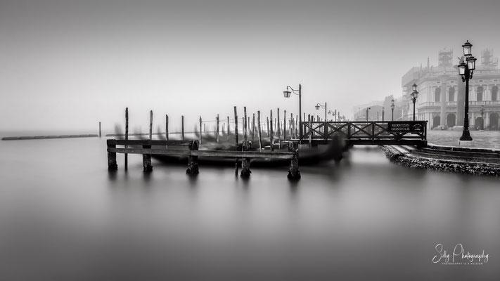 Venedig / Venezia, Piazza San Marco, Italien, Langzeitbelichtung, 2017, © Silly Photography