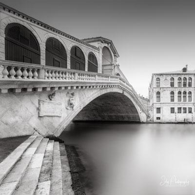 Venedig / Venezia, Rialtobrücke, Italien, Langzeitbelichtung, 2017, © Silly Photography
