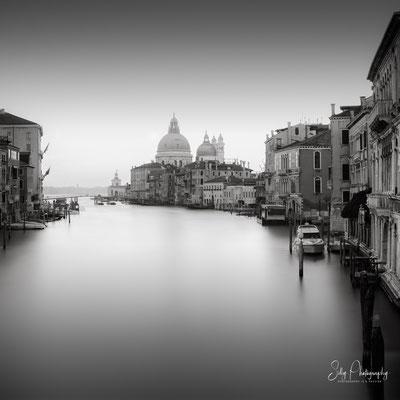 Venedig / Venezia, Santa Maria della Salute, Italien, Langzeitbelichtung, 2017, © Silly Photography