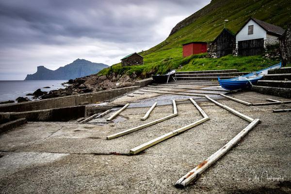 Färöer / Faroe Island, Elduvik, Langzeitbelichtung, 2017, © Silly Photography