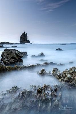 Nordspanien / Asturien / Playa Portizuelo, Langzeitbelichtung, 2018, © Silly Photography