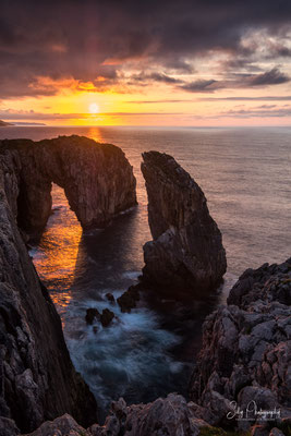 Nordspanien / Asturien /  La Lanca de Roca, Langzeitbelichtung 2,5 sec, 2018, © Silly Photography
